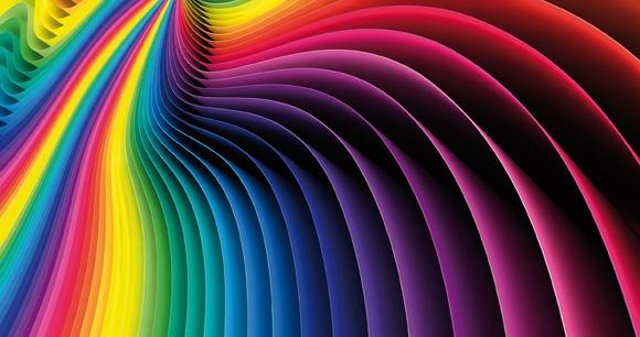 Stampanti a colori - Immagine di lucertola a colori ...