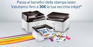 Permuta_Stampanti_Samsung