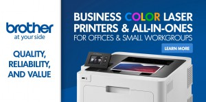 Nuova gamma Business Color Laser Brother