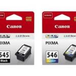 Stampanti con Cartucce Canon PG545 e CL546