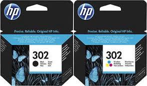 Stampanti compatibili con Cartucce HP 302